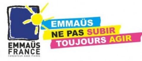 Partenaire ESS : Emmaüs