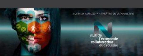 Nuit de l'Economie Collaborative & Circulaire 2017