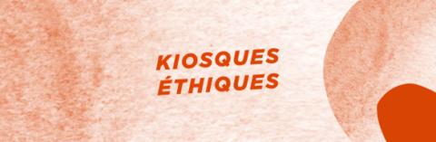Inauguration des premiers kiosques éthiques, responsables et engagés par la Ville de Paris, Les Canaux et Valdelia