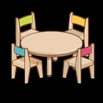 <b>TABLE ET CHAISES ENFANT</b>