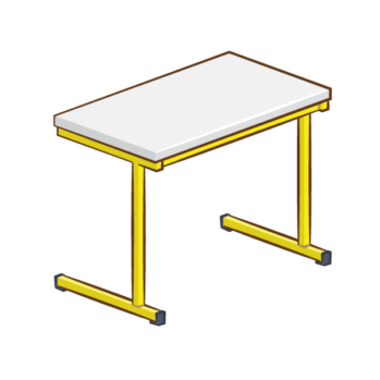 <b>TABLE SCOLAIRE</b>