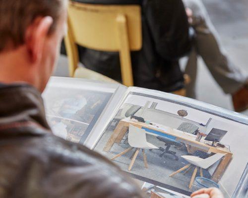 Poltred, studio de photographie à Lyon