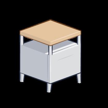 <b>TABLE DE CHEVET</b>
