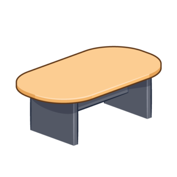 <b>TABLE DE RÉUNION</b>